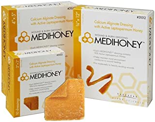 manuka honey wound dressings uk