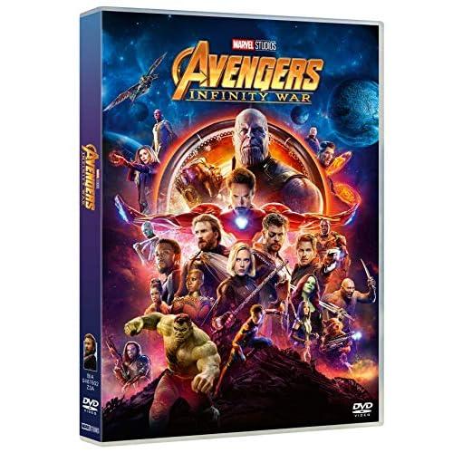 Avengers Infinity War ( DVD)