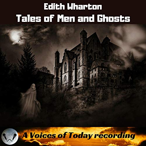 Tales of Men and Ghosts cover art