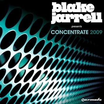 Blake Jarrell presents Concentrate 2009 (The Continuous DJ Mixes)