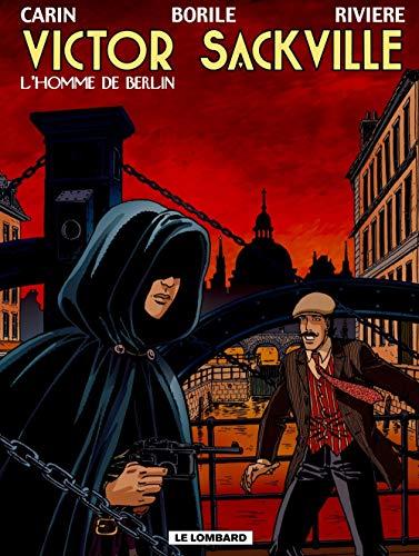 Victor Sackville, tome 18 : L'homme de Berlin