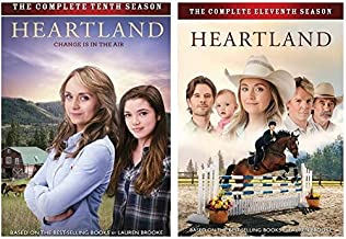 Heartland Complete Seasons 10 - 11