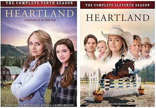 Heartland Complete Seasons 10 - 11