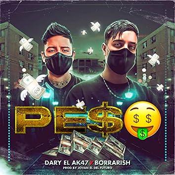 Peso (feat. borrarish)