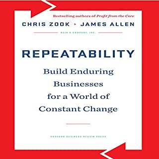 Repeatability audiobook cover art