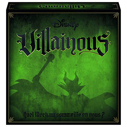 Ravensburger Disney Villainous (4005556260676) - Versión Francesa