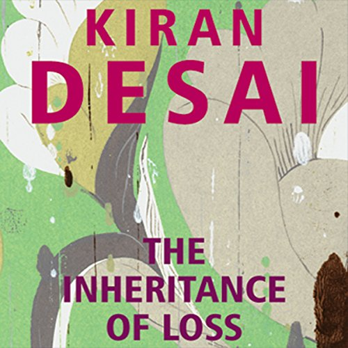 The Inheritance of Loss audiobook cover art