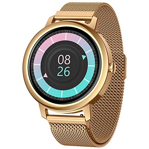 LLTG S17 Smart Watch Hombres Y Mujeres Incorporados MP3 Reproductor De Música MP3 Bluetooth Call Heart Rate Fitness Monitor Monitor Deportes Smartwatch para Android iOS,A