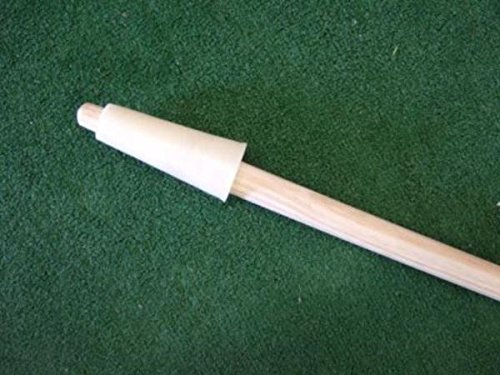 AM-Design Deko, Holz, Creme, 100 cm