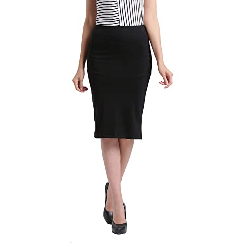 c68ab2ab74 Pencil Skirts: Buy Pencil Skirts Online at Best Prices in India ...