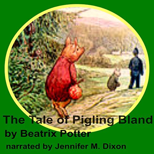 『The Tale of Pigling Bland』のカバーアート