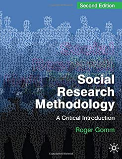 Social Research Methodology: A Critical Introduction