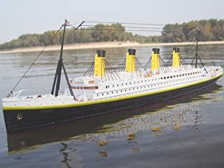 Brigamo RC RMS TITANIC 1:325 R/C BOAT RC SHIP Ready to Run (RTR)