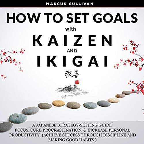 Goal Setting & Team Management with OKR - Objectives and Key Results audiobook cover art