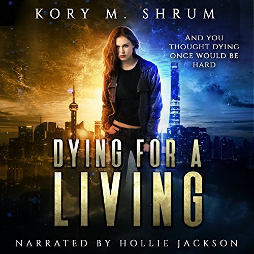 Dying for a Living cover art