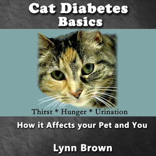 Cat Diabetes Basics audiobook cover art