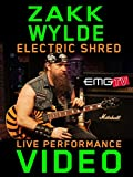 Zakk Wylde - Electric Shred - EMGtv Live Performance