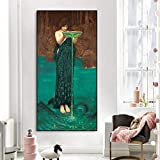 adgkitb canvas Leinwand Ölgemälde 《Circe Invidiosa》