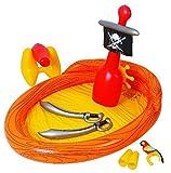 Jilong -  (JL097201NPF -P100) Piscina para niños barco pirata