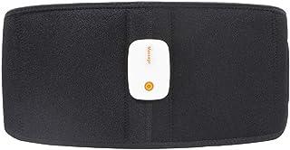 Artibetter cinturón de adelgazamiento eléctrico vibración masaje peso perder cinturón entrenador de cintura