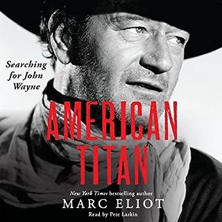 American Titan audiobook cover art