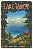 Kerne Erickson Lake Tahoe, Kalifornien – Reiten,