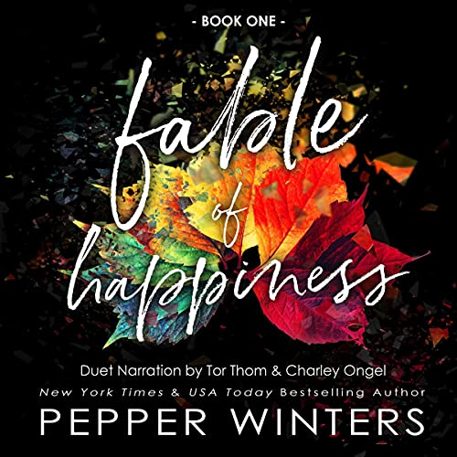 Fable of Happiness Audiobook By Pepper Winters cover art