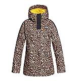 DC Shoes Gemini - Snowboard Jacket for Women - Schneejacke - Frauen - M - Braun