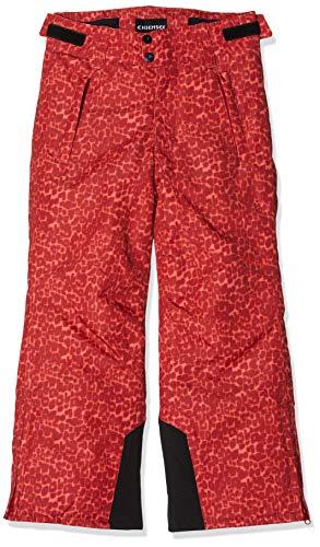 Chiemsee Kinder Skihose, Dark Red, 170/176