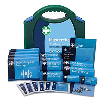 Reliance Medical HSE 10 Person MasterChef Catering First Aid Kit for Ref 178 from 5G Direct
