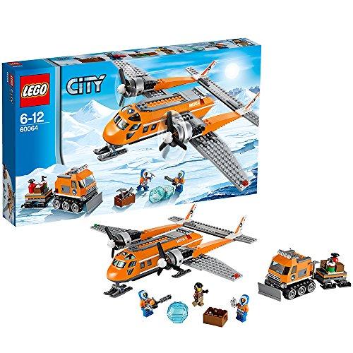 Lego City 60064 - Arktis Flugzeug [UK Import]