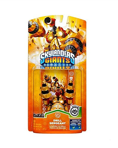 Drill Seargent - Skylanders: Giants Single Character