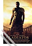1art1 Gladiator Poster (98x68 cm) Russell Crowe, Joaquin