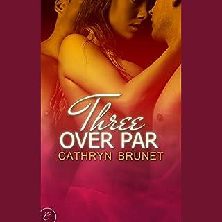 Three Over Par audiobook cover art