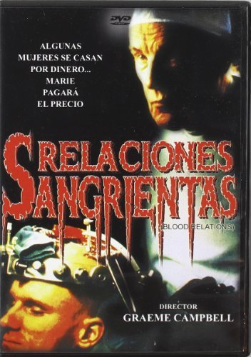 Relaciones Sangrientas (Import Movie) (European Format - Zone 2) (2011) Jan Rubes; Kevin Hicks; Lydie Denie