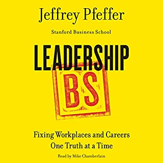 Leadership BS cover art