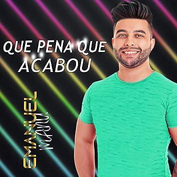 Que Pena Que Acabou (Cover)