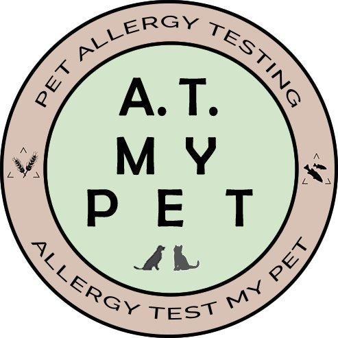 Hundeallergietest für 116 Allergene - Sammeln von Proben zu Hause Kit für 1 Hund - Hundeallergietest vom Allergietest My Pet und AffinityDNA