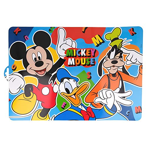 Stor 50119 Nappe individuelle Mickey Cool Summer, Unique, Standard