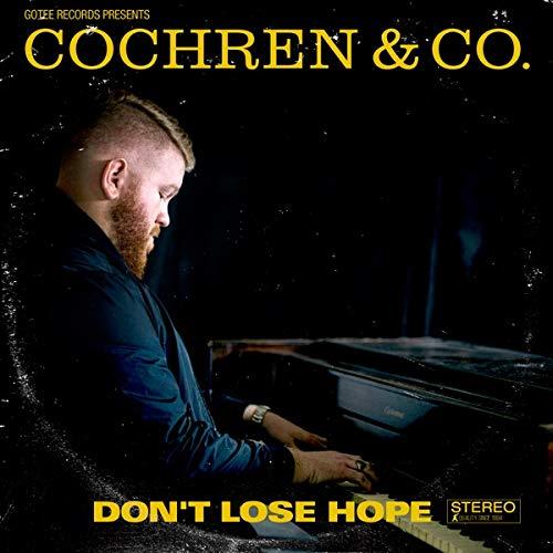 Don't Lose Hope Album Cover