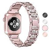 Aottom Correa Compatible con Apple Watch 6 40mm, Correa Appl