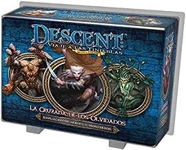 DESCENT–The Crusade of The Forgotten (Fantasy Flight Games edgdj28)