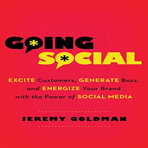 Going Social audiobook cover art