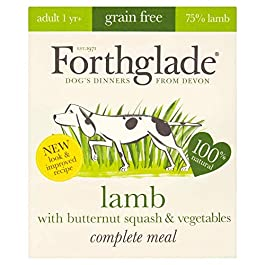 Forthglade Grain Free Adult Natural Lamb 395g