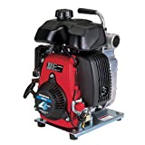 Honda Power Equipment WX15 Lightweight General Purpose 1.5' Water Pump with GX Series Commercial Grade Engine and Transport Handle