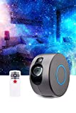 Star Projector,Night Light Projector with Remote,360 Rotating Starry Sky Galaxy Projector, LED Night Star Laser Projector with 15 Mode Lighting Shows for Bedroom, Home Theatre,Games Room, Party