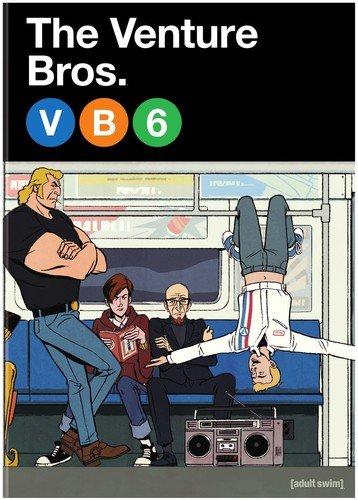 The Venture Bros.: Season 6 (DVD)