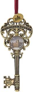 Kurt Adler Downton Abbey Metal Key Hanging Ornament