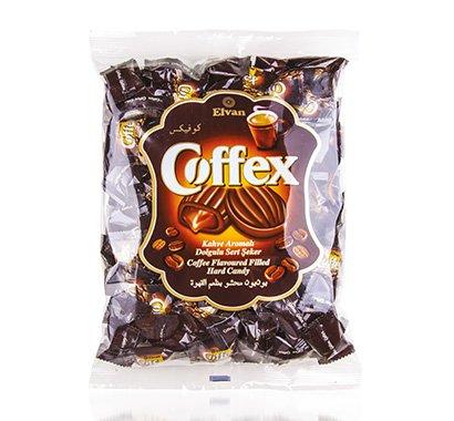 Coffex 1kg Beutel, Gefüllte Bonbons mit anhaltendem Kaffeegeschmack