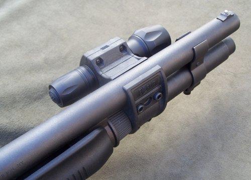 Elzetta Tactical Shotgun Flashlight Mount